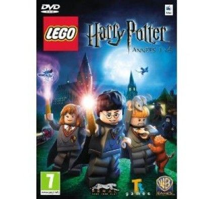 LEGO Harry Potter : Années 1 à 4 - Mac