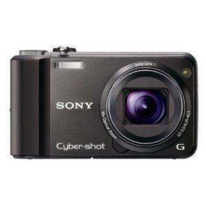 Sony Cyber-Shot DSC-H70 (Black)