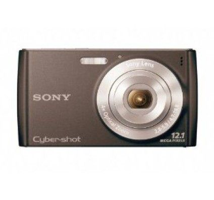 Sony Cyber-Shot DSC-W510 (Black)