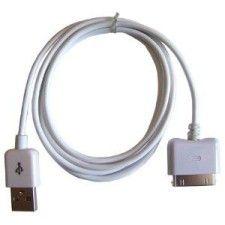 Câble USB pour iPhone (Blanc)