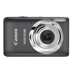 Canon Digital Ixus 115 HS (Anthracite)