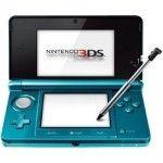 Nintendo 3DS (Bleu Lagon)