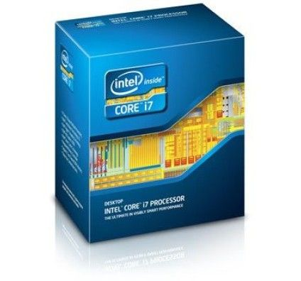 Intel Core i7 2600 - 3.4Ghz