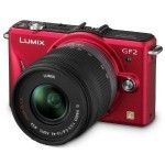 Panasonic Lumix DMC-GF2 (Rouge) + 14-42mm