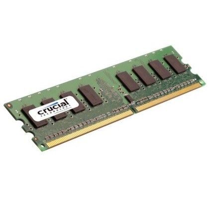 Crucial PC5300 1024Mo DDR2