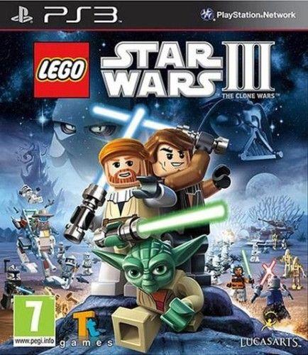 Lego Star Wars III - The Clone Wars - PS3