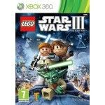 Lego Star Wars III - The Clone Wars - Xbox 360