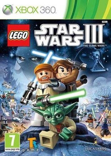 Lego Star Wars III - The Clone Wars - Xbox 360