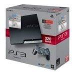 Sony Playstation 3 Slim 320Go
