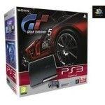 Sony Playstation 3 Slim 320Go + Gran Turismo 5