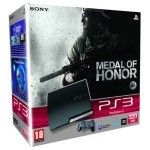 Sony Playstation 3 Slim 320Go + Medal of Honor