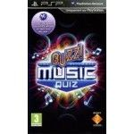 Buzz ! Ultimate Music Quiz - PSP