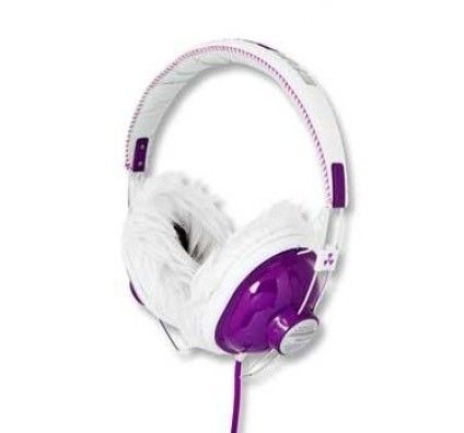 iFrogz EarPollution ThrowBax (Violet)