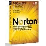 Norton Antivirus 2011 - 5 Utilisateurs - PC