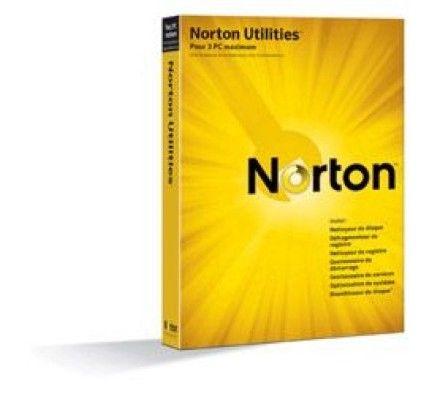 Norton Utilities 15 - 3 Utilisateurs - PC