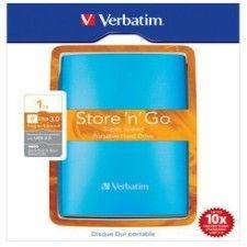 Verbatim Store 'n' Go Portable 1To Bleu (USB 3.0)