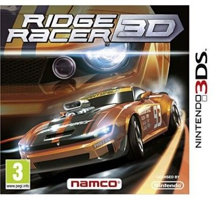 Ridge Racer - 3DS