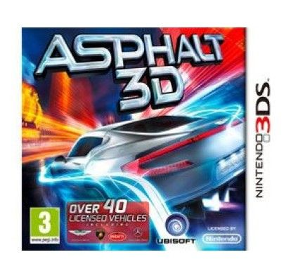 Asphalt - 3DS