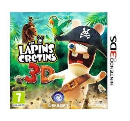Lapins Crétins : Retour vers le passé - 3DS