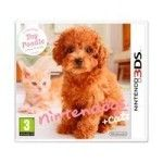 Nintendogs + Cats Caniche Toy - 3DS