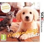 Nintendogs + Cats Golden Retriever - 3DS