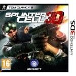 Tom Clancy's Splinter Cell 3D - 3DS