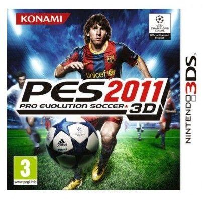 PES 2011 3D : Pro Evolution Soccer 2011 3D - 3DS