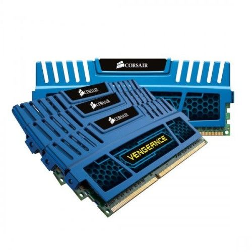 Corsair Vengeance DDR3-1600 CL9 16Go (4x4Go) - CMZ16GX3M4A1600C9B