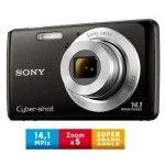 Sony Cyber-Shot DSC-W520 (Black)