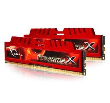 G.Skill RipJaws X DDR3-1600 CL10 16Go (2x8Go) Extreme3