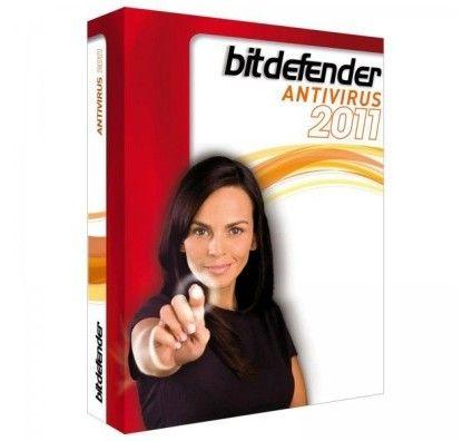 BitDefender Antivirus 2011 - Licence 1 an 3 postes