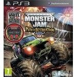 Monster Jam - Path of Destruction + Volant [PS3]
