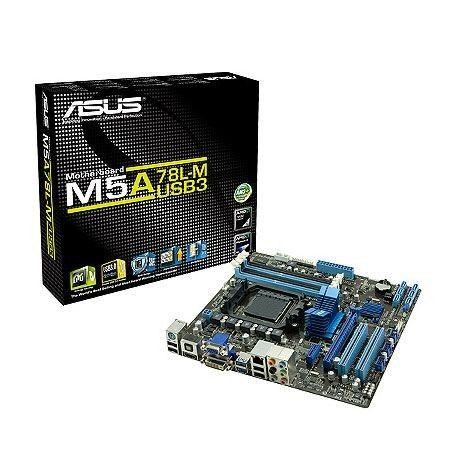 Asus M5A78L-M USB3
