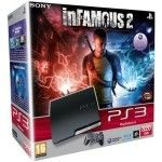 Sony Playstation 3 Slim 320Go + InFamous 2