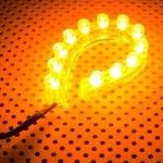 Lamptron FlexLight 12 LEDs (Orange)
