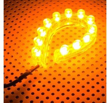 Lamptron FlexLight 12 LEDs (Orange)