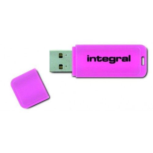 Integral 32Go Fluo (Rose)