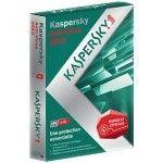 Kaspersky Antivirus 2012 - 1 poste