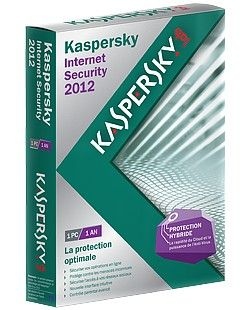 Kaspersky Internet Security 2012 màj - 1 poste