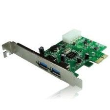 Carte Controleur PCI-Express 1x - USB3.0 - 2 Ports