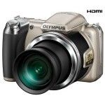 Olympus SP-810 Ultra Zoom (Silver)