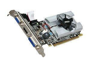 MSI GeForce N210-MD1G/D3