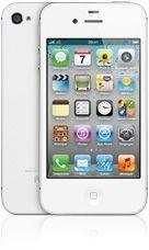 Apple iPhone 4S - 8Go (Blanc)