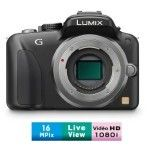 Panasonic Lumix DMC-G3 Nu (Black)