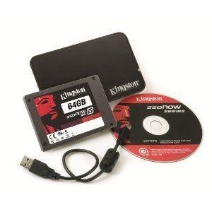 Kingston SSDNow V100 64 Go - Notebook Bundle