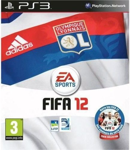 Fifa 12 Edition Bordeaux - Playstation 3