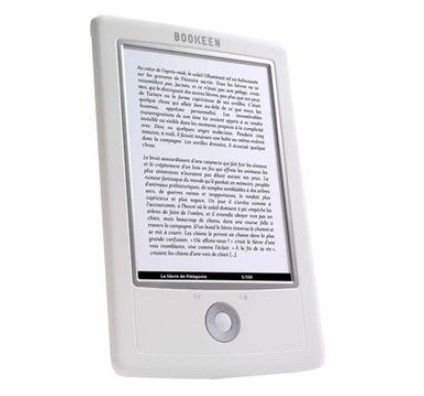 Bookeen Cybook Orizon (Blanc)