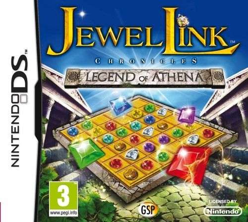 Jewel Link Chronicles: Legend of Athena - DS