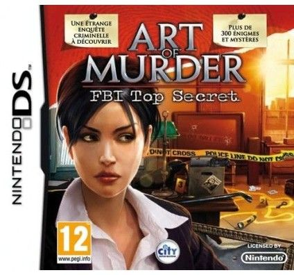Art of Murder: FBI Top Secret - Nintendo DS