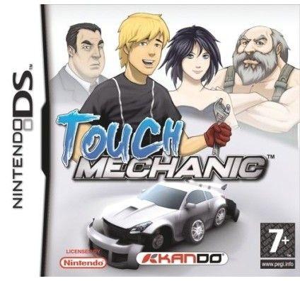 Touch Mechanic - Nintendo DS